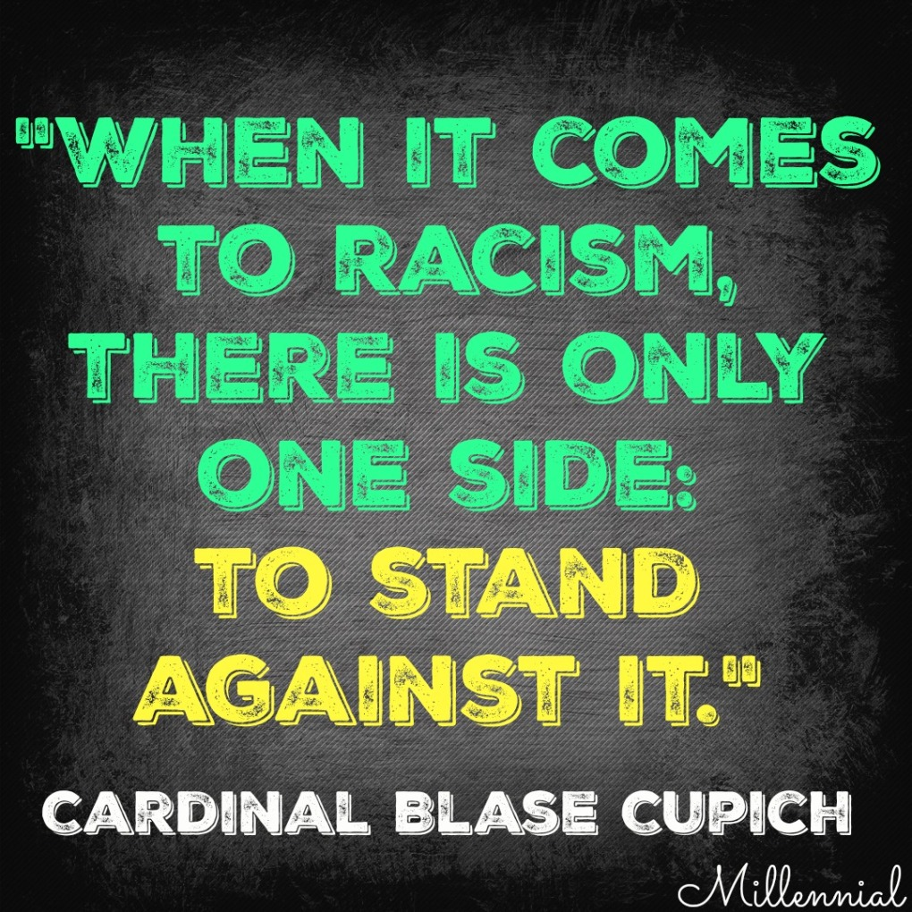 Quotes On Racism Quote Of The Day  Millennial